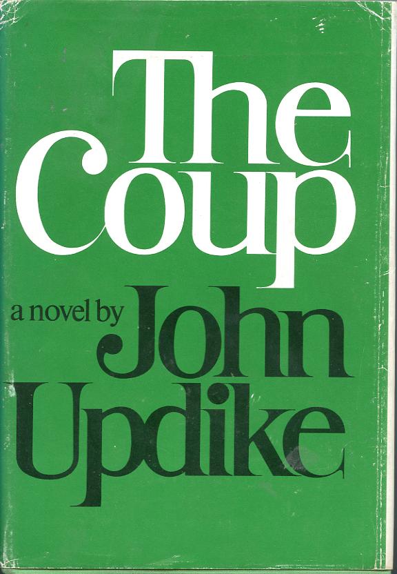 Literary analysis of a p by john updike